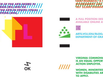 eb_vcu_chair_poster erik brandt graphic design typography typografika geotypografika vcu