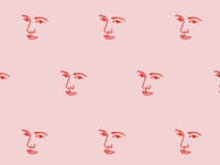 Pattern for a fabric print