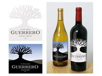 Spec Wine Label Design