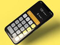 Unit Conversion Calculator #DailyUi