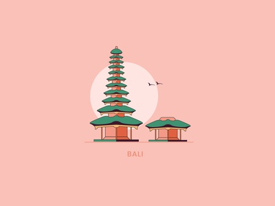 #002 - Icon of Bali