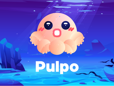 Pulpo illustration vector everyday