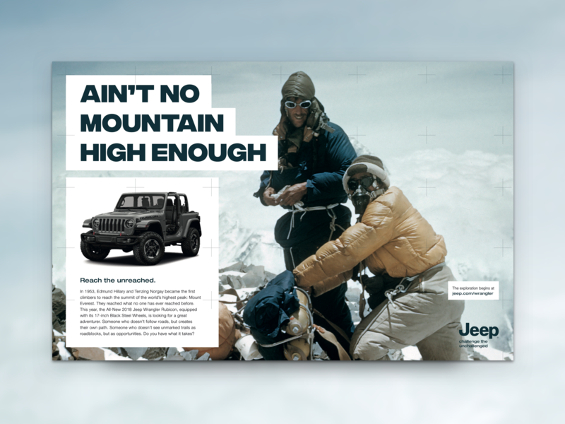 Jeep Challenge The Unchallenged Print01 Everest By Judikael Le