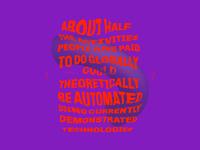 Future of Work Poster III