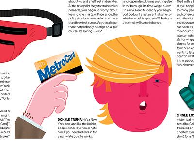 30 Useful Emoji for New Yorkers (Page 2) joe rocco humor design illustration the village voice emoji