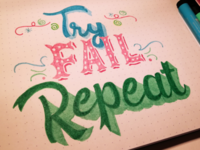 Try, Fail, Repeat