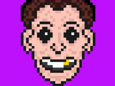 8-bit Character - Franz pixel studio graphic design art graphic design illustration franz pixel 8-bit digital drawing character cartoon