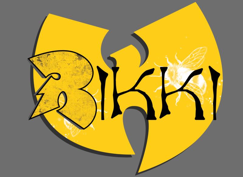 Rikki Wu-Tang Style - Christmas Present for my brother Rikki cappadonna u-god inspectah deck ghostface killah masta killa method man gza hip-hop wu-tang christmas gift graphic design art adobe illustrator design drawing illustration