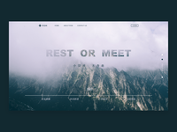 休息或见面rest or meet