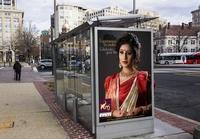 Kmj Bus Stop Ad