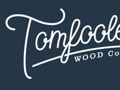Tomfoolery Wood Co. Branding Pack