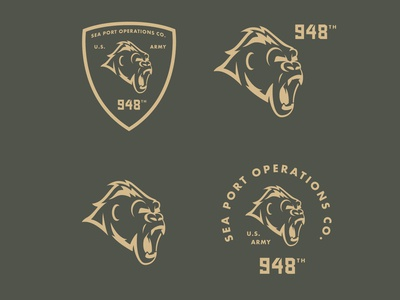 Army 948th Logo Pack