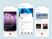 Event App Main Flow