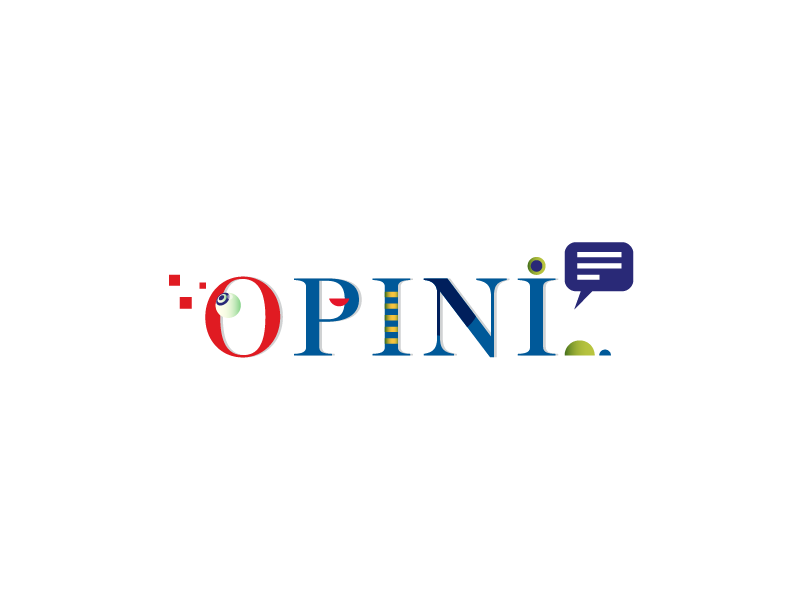 Opini O1 young youth festival event minimal jakarta indonesia illustration newspaper editorial
