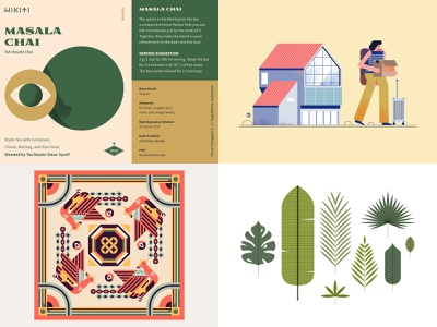2018 illustrator branding icon design indonesia vector illustration