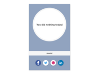 Day 10 Share Button
