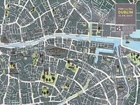 Dublin Parking Day Map 2017