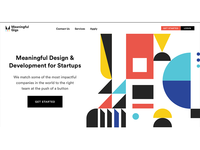 Meaningful Design & Development for Startups