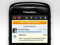 Bouncity for BlackBerry 2.0 (WIP)