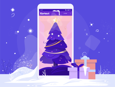 Happy Holidays from Kortext