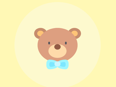 Day 1 : Bear in Pure CSS