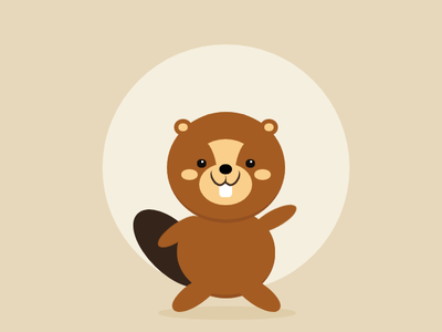 Day 3 : Beaver in CSS draw frontend design dailycssimages dailycss html 5 coder developer css