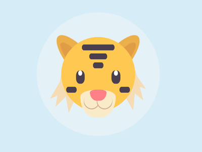 Day 4 : Tiger in CSS dailycssimages imagecss developer html 5 frontend design draw css dailycss coder