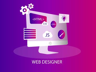 Web Designer Banner