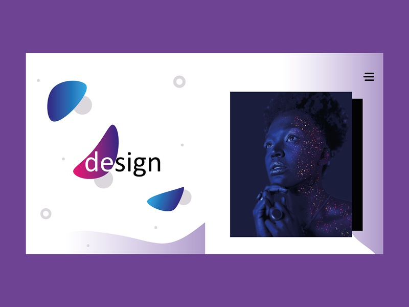 design organic forms mockup website adobe photoshop graphic design webdesign typography degraded design illustration vector graphic create adobe illustrator