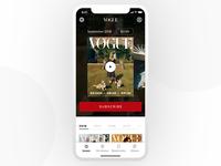 Vogue.ua app 👗