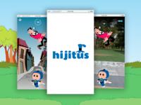 Hijitus - AR Game