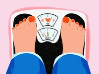 Weight Society Money