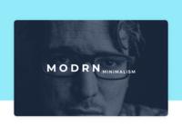 MODRN – Logo