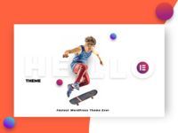 HELLO THEME  - ELEMENTOR // PAGE BUILDER