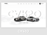 CARSO - LEGACY CARS - Landing page