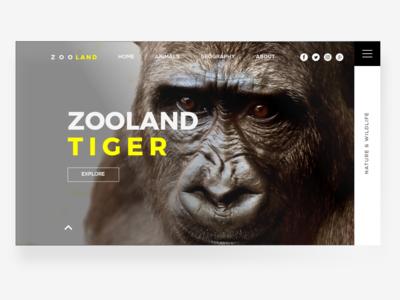 ZOOLAND – monkey