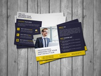 Business Post Card