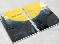 Cool Proposal Brochure Template