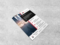 Elegant Business Corporate Flyer