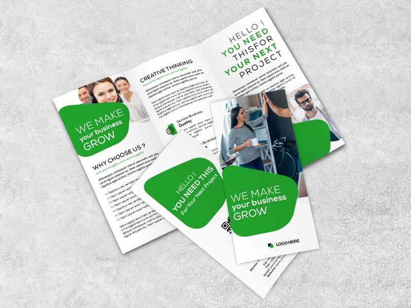 Business trifold corporate trifold business trifold trifold template trifold brochure trifold indesign template brochure design brochure template print ready flyer print template