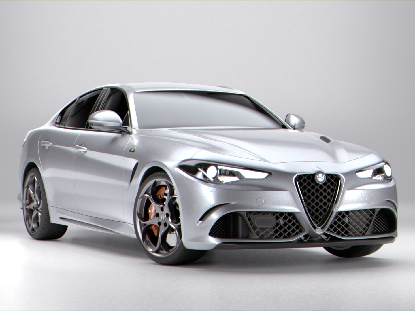 Alfa Romeo Giulia Quadriglio 2016 model milan italian italian cars tire design design art car shading automotive car lighitng car giulia alfa romeo alfa texturing grading nukex compositing lighting 3dmodelling