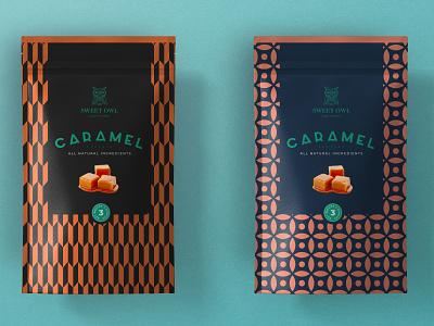 food Packaging - minimal and geometric for candies mark logotype design modern minimal identity logos brand logo branding