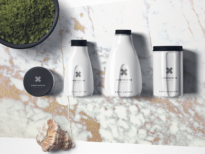 Logo and Packaging selected works