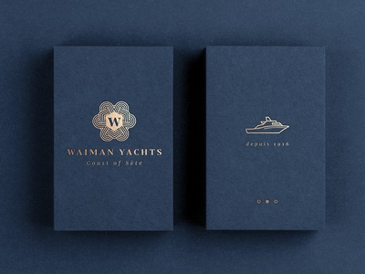 Waiman Yachts Logo
