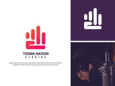 Young Nation Studios - Logo Design