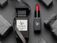 Foriegn Makeup India -logo design