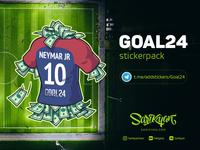 Goal24/Neymar