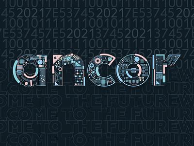Ancor 2021 graphic design иллюстрация вектор design illustration графический дизайн