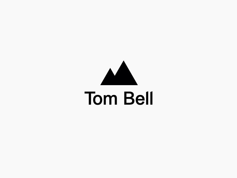 Tom Bell дизайн логотип вектор дизайн логотипа брендинг. идентичность графический дизайн
