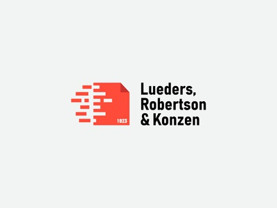 Lueders  Robertson   Konzen